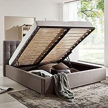 Suchergebnis Auf Amazonde Für Bett Mit Bettkasten 140x200