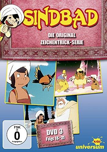 Sindbad - DVD 03 (Folgen 15-21)