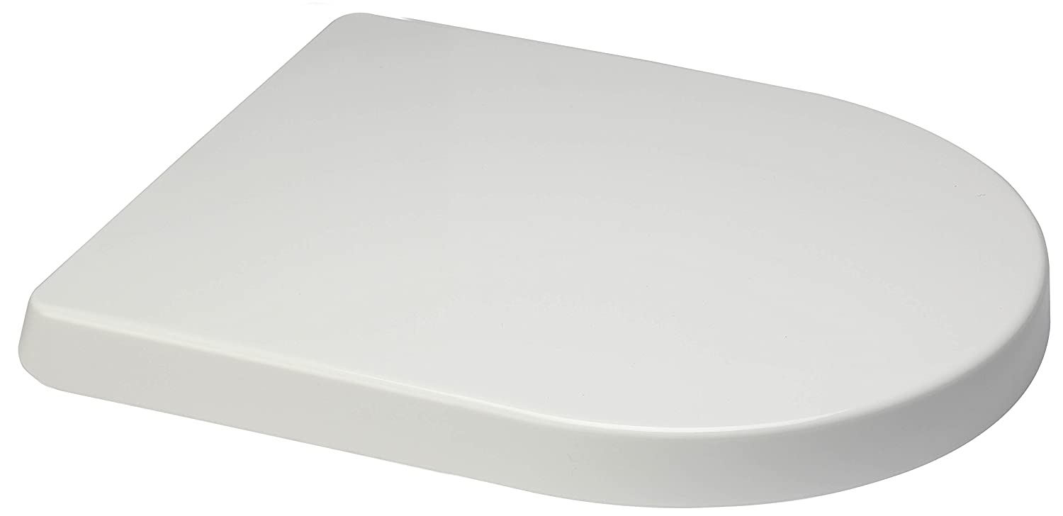 best slow close toilet seat. Infinity D Shape Soft Close Toilet Seat with Top Fix Hinges  Amazon co uk Kitchen Home