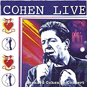 Cohen Live In Concert
