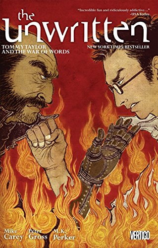Unwritten Volume 6: Tommy Taylor War of Words TP Cover Image