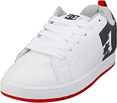 DC Shoes Court Graffik-für Herren, Scarpe da Ginnastica Uomo