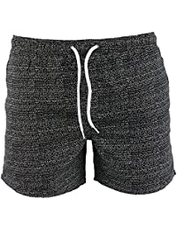 Brave Soul Mens 'Lucas' Printed Swim Short Swimwear Trunks