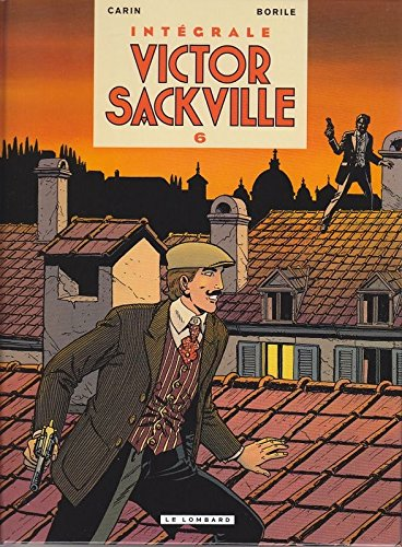 Victor Sackville - Intégrale - tome 6 - Victor Sackville - Intégrale T6 (T16, 18, 20)