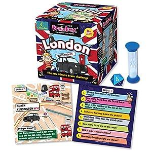 Brain Box - London, Juego de Memoria en inglés (316900162)