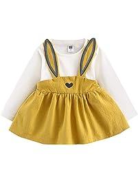 99d1604586d5 Kword 0-3 Anni Bambini Bambino Autunno Vestito.