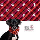 Doggy Loop - Hundeschal rot in XL