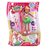 Betty Spaghetty Mix and Match Hula Zoey to Beach Zoey Doll 6.5 by Betty Spaghetty
