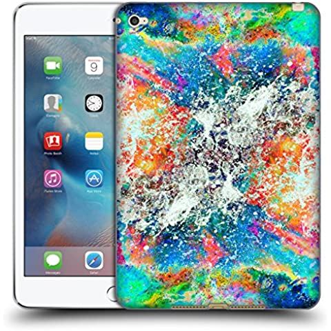 Ufficiale Caleb Troy Fender Bender Vivido Cover Morbida In Gel Per Apple iPad mini 4 - Licenza Ufficiale Mini Fender