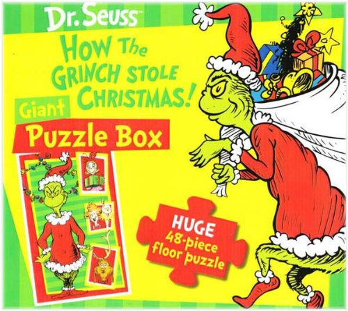 (How the Grinch Stole Christmas: 48 Pieces Floor)