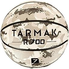 Kipsta R700 Adult Size 7 Basketball - Grey Camo