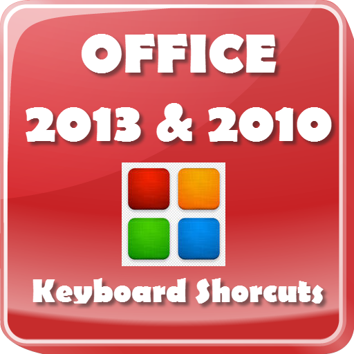 MS Office 2013 & 2010 Shortcuts (2010 Word Office Ms)