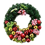Weihnachtliche Hausdekoration, Weihnachtskranz C