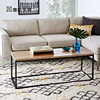 ZEZE-Iron Art real wooden amoire your living room sofa small