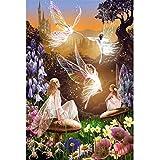 angelo 5d diy a round diamond ricami dipinto strass croce imposta mosaico casa decorazione