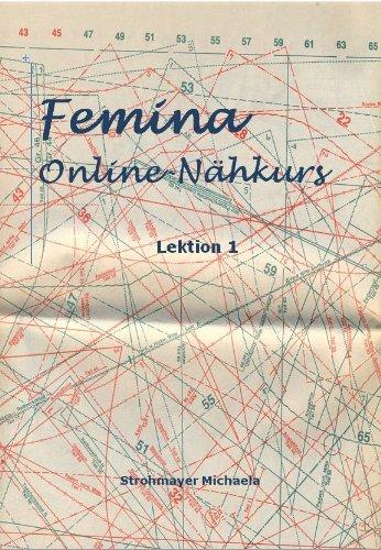 Tasche Zuschneiden (Onlinenähkurs (Femina Nähkurs 1))