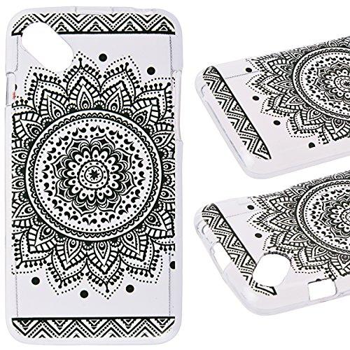 WE LOVE CASE Weich Silikon Handy Hülle für Wiko Sunset 2 (4.0