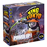 Unbekannt Iello 51073 - King of Tokyo - Power Up Brettspiel - Englisch