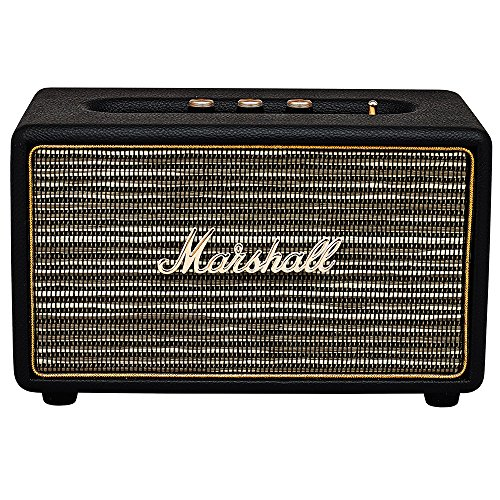 Marshall - Acton Bluetooth Speaker - Black