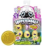 Hatchimals 6041341 Colleggtibles 4 Pack + Bonus S3, Unisex Children, Multicolour
