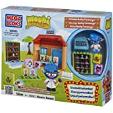 Mega Bloks Moshi Monsters Buildable Bizarre Bazaar