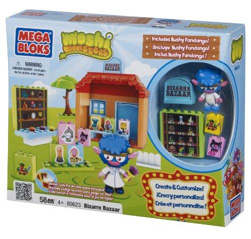 MEGA Bloks 80623 - Moshi Monster komischer Basar Preisvergleich