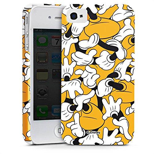 Apple iPhone X Silikon Hülle Case Schutzhülle Disney Mickey Mouse Geschenke Merchandise Premium Case glänzend