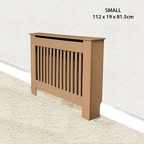 Traditional-Radiator-Cover-Cabinet-Vertical-Slatted-High-Quality-MDF-Wood-Box-Unit-Flat-Pack-Unpainted-Finish-SMALL-Raw-112x19x815cm