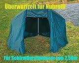 Schirm Überwurf Nubrolli Durchmesser 2,50 m Wetterschutz Schirmzubehör