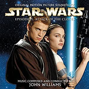 Star Wars 2: Attack of the Clones (Score)