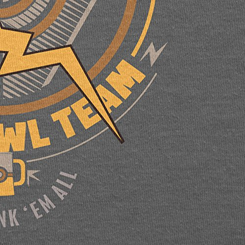 NERDO - Bar Crawl Team Instinct - Damen T-Shirt Grau