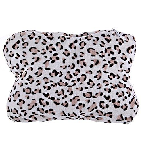 Haustiere Nest Pet Sprite Leopard Tattoo Knochen Pad Waschbar Haustier Katze Hund Mat Cat Nest Kennel, 50 X 34 X 10, Grau