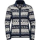Jack Wolfskin Womens/Ladies Nordic Flex Knitted Jersey Fleece Jacket
