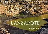 Lanzarote - Insel der Vulkane (Tischkalender 2018 DIN A5 quer): Eine fotografische Reise zur nordöstlichsten der Kanarischen Inseln (Monatskalender, ... Orte) [Kalender] [Apr 01, 2017] Ergler, Anja - Anja Ergler