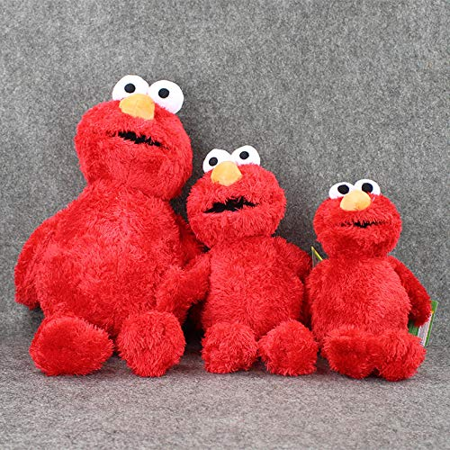 Elmo Geburtstag Dekorationen - CPFYZH Anime Nette 36-55 cm Cartoon