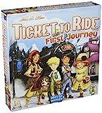 Ticket To Ride primer viaje
