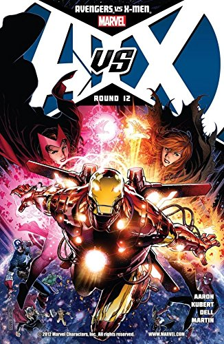 Avengers vs. X-Men #12 (of 12) (English Edition)