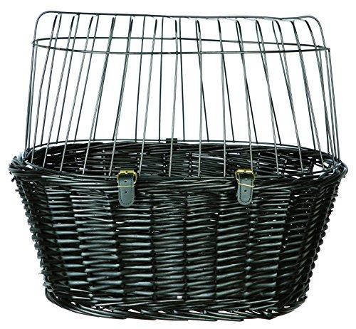 Trixie 2818Cestino per Bicicletta con griglia 50× 41× 35cm