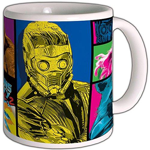 Mug Marvel Les Gardiens de la Galaxie - vol.2 - Color