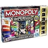 Hasbro Monopoly Empire Niños Simulación económica - Juego de tablero (Simulación económica, Niños, Niño/niña, 8 año(s), 28 pieza(s))