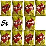 50x Fonzies Gli Originali 'Maissnack mit Käsegeschmack', 40 g