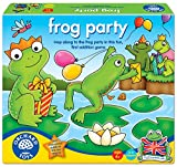 Orchard Toys Frog Party Board Game, Mult...