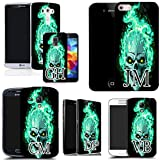 blue fire skull silicone Mobile Case Mate Personalized Initials Monogram Silicone Case Cover For apple IPhone 4,4s, 5, 5s,SE,5c,6, 6s, 6s plus Nokia Lumia 530,630,,635,930,Sony Xperia Z1, Z2, Z3, Z1 compact,Z3 compact, xperia M2,xperia E1,HTC One M7, M8, m8 mini,htc one M9,LG G3,Samsung galaxy s3,s4,s4 mini i9190,s5,s5 mini,s6,s6 edge,note 3,note 4,samsung galaxy alpha,samsung galaxy a3 2017,samsung galaxy a5 2017.