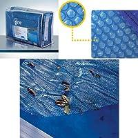 Gre cprov6100- Copertura isotermica per piscina autoportante rotonda 610x366