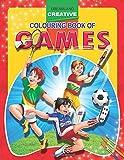 Games (Creative Colouring Books)