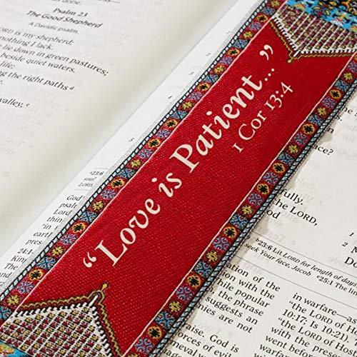 Christliches Lesezeichen
