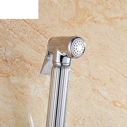 HCP Salle de bains buse de bidet pleine de cuivre/bidet Bidet laver le cul/Rincer le pistolet-A