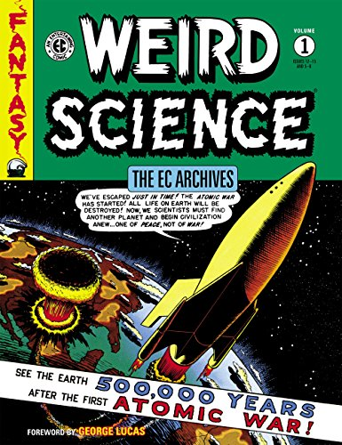 The EC Archives: Weird Science Volume 1 (English Edition)