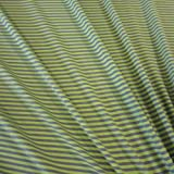 Stoff Meterware Jersey Ringeljersey Streifen gestreift kiwi grau