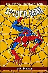 Spider-Man l'Intégrale : 1972